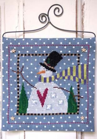 SamSarah Design Studio - Snow Magical Kit-SamSarah Design Studio, Snow Magical Kit, snowman, snowflakes, snowing,