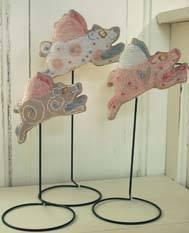Ackfeld Manufacturing - Stix Stands-Ackfeld Manufacturing, Beach Cottage Stitchers, Stix Stands, SamSarah Design Studio, When Pigs Fly,