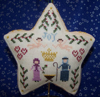 The Stitching Parlor - The Stars in the Heaven - Cross Stitch Pattern-The Stitching Parlor - The Stars in the Heaven - Cross Stitch Pattern