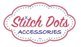STITCH DOTS ACCESSORIES