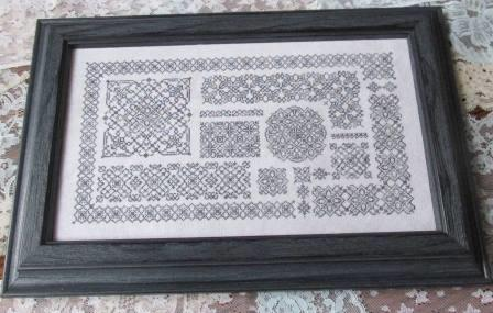 T.A. Smith Designs - Bits & Pieces-T.A. Smith Designs - Bits  Pieces, smalls, quaker, cross stitch