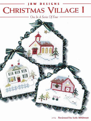 JBW Designs - Christmas Village I - Cross Stitch Patterns