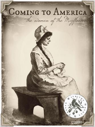With Thy Needle & Thread - Coming to America - The Women of the Mayflower